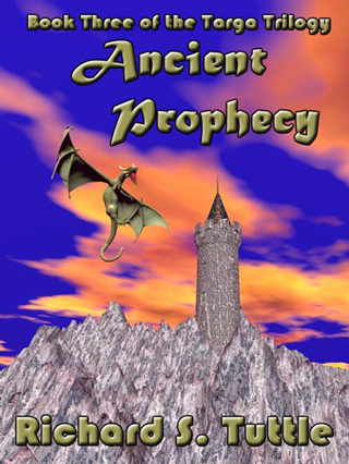 Ancient Prophecy, Book 3 of Targa Trilogy - MP3 Download