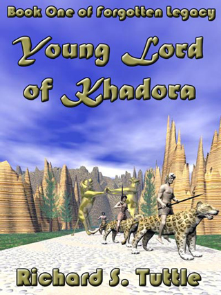 Young Lord of Khadora, Forgotten Legacy 1 - MP3 Download